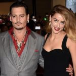Amber Heard plastic surgery (33) with Johnny Depp