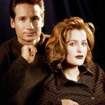 Gillian Anderson plastic surgery (25) with David Duchovny
