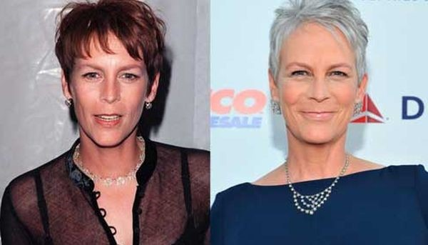 Jamie Lee Curtis before and after plastic surgery