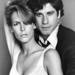 Jamie Lee Curtis plastic surgery (23) with John Travolta