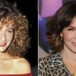 Jennifer Grey before and after plastic surgery (23)