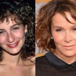 Jennifer Grey before and after plastic surgery (35)