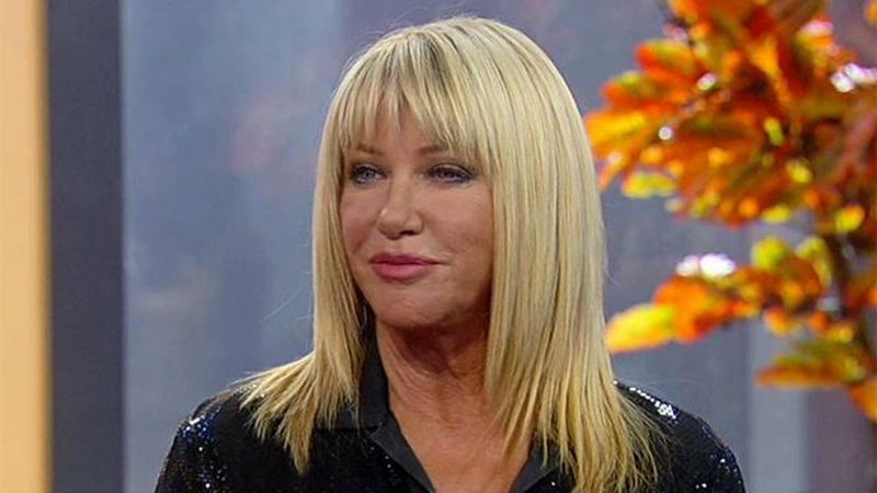 Suzanne Somers Plastic Surgery For Rise Of Popularity