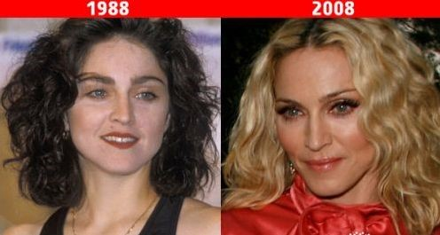 Airbrush Makeup Before And After Celebrities - Mugeek Vidalondon