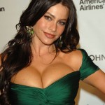 Sofia Vergara after breast augmentation