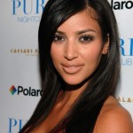 Kim Kardashian nose job - rhinoplasty