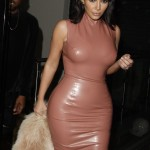 Kim Kardashian breast augmentation