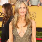 Jennifer Aniston before breast augmentation