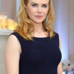 Nicole Kidman after breast job