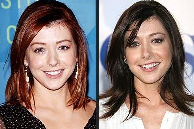 Alyson Hannigan before and after plastic surgery