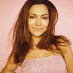 Vanessa Marcil after botox injections