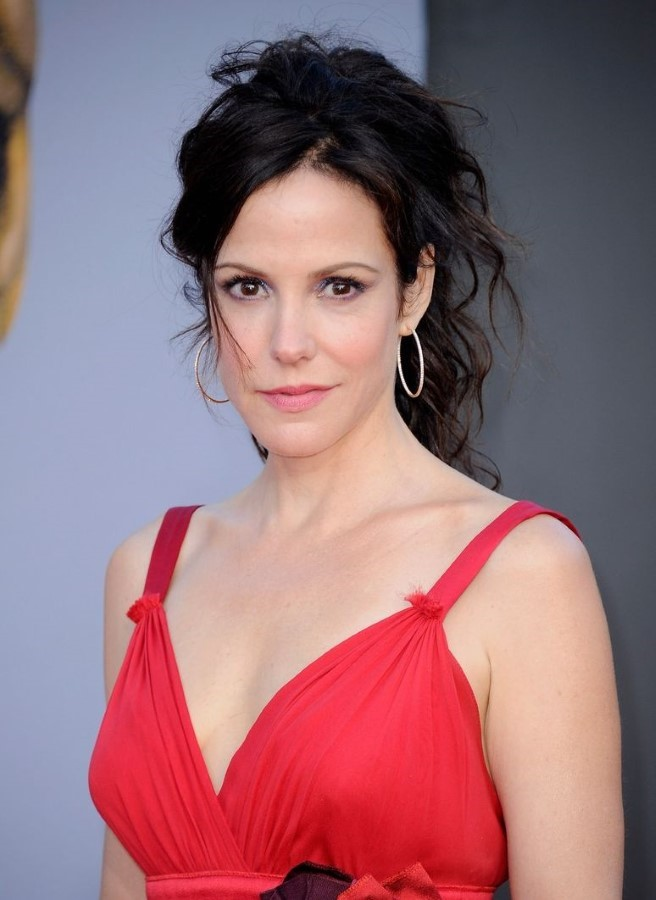 Mary Louise Parker after facelift