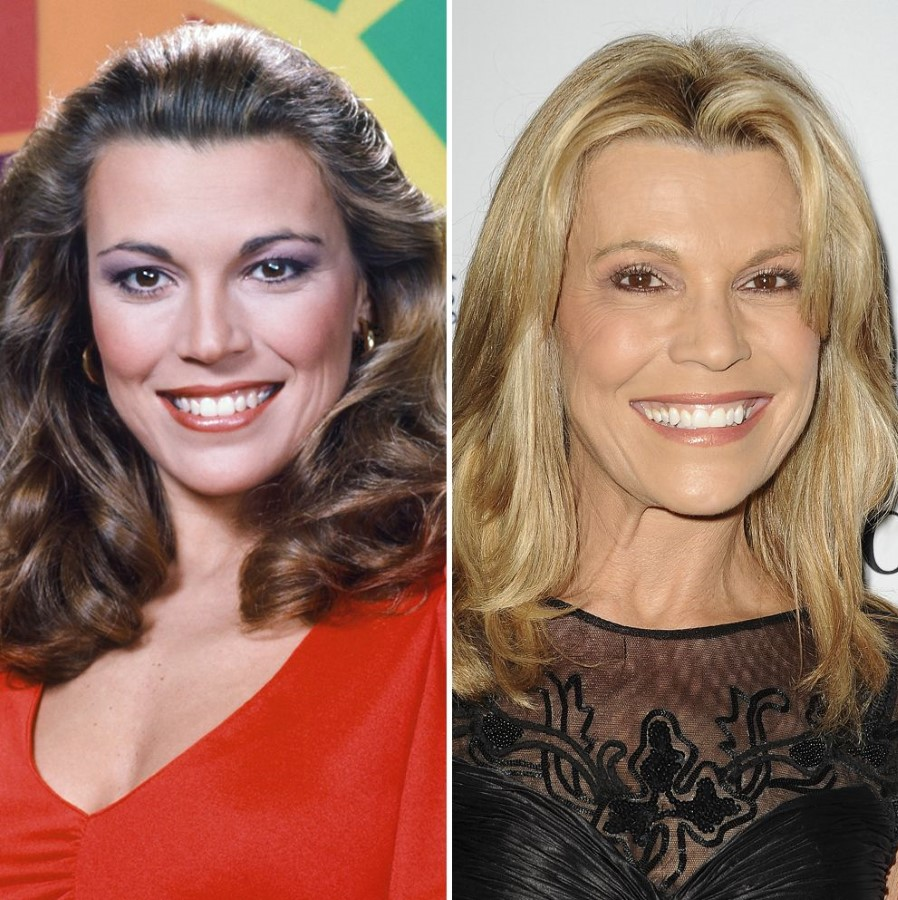 Vanna White Plastic Surgery - Celebrity Looking Good In Her 60s