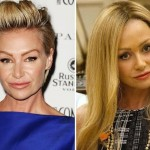 Portia De Rossi before and after plastic surgery