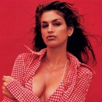 Cindy Crawford before plastic surgery 01