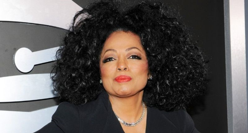 Diana Ross plastic surgery