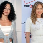 Jennifer Lopez before and after plastic surgery 05