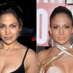 Jennifer Lopez before and after plastic surgery 09