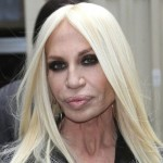 Donatella Versace after plastic surgery and Botox