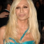 Donatella Versace before plastic surgery disaster