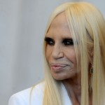 Donatella Versace total plastic surgery disaster