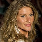Gisele Bundchen after plastic surgery