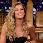 Gisele Bundchen talking about plastic surgery