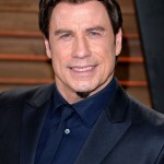 John Travolta after getting hair implant