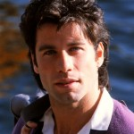 John Travolta before plastic surgery and using botox