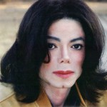 Michael Jackson after rhinoplasty and skin bleeching