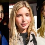 Ivanka Trump before and after nose job
