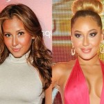 Adrienne Bailon after plastic surgery procedures