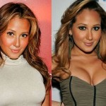 Adrienne Bailon before and after plastic surgery