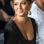 Adrienne Bailon before plastic surgery