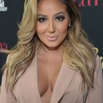 Adrienne Bailon looks after plastic surgery