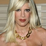 Tori Spelling after nose and breasts plastic surgery 02