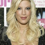 Tori Spelling after nose and breasts plastic surgery 03