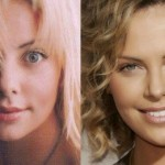 Charlize Theron before and after plastic surgery (5)