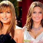 Mariska Hargitay then and now
