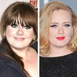 Adele before and after plastic surgery (18)