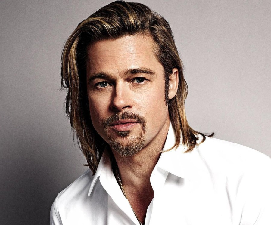 Brad Pitt after plastic surgery