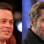 Brad Pitt before and after plastic surgery (10)