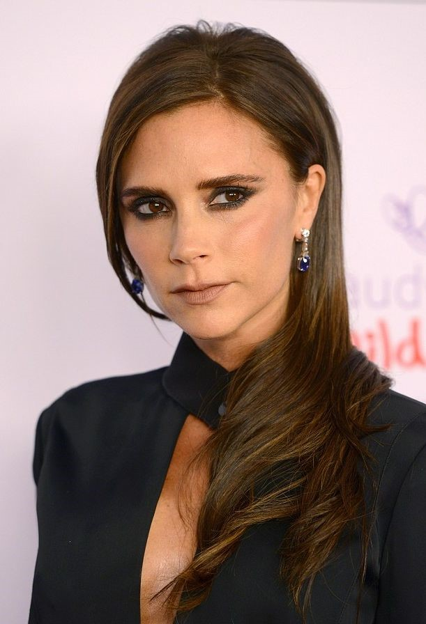 Victoria Beckham after plastic surgery