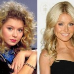 Kelly Ripa before and after plastic surgery
