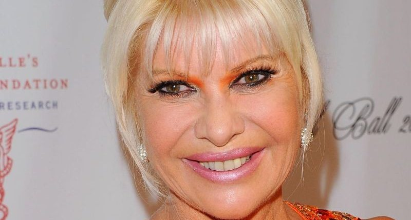 Ivana Trump plastic surgery