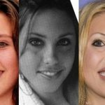 Chloe Lattanzi before and after plastic surgery 40