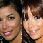 Eva Longoria before and after plastic surgery 14
