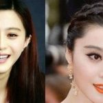 Fan Bingbing before and after plastic surgery 2