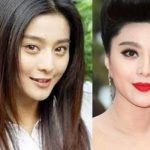 Fan Bingbing before and after plastic surgery 9