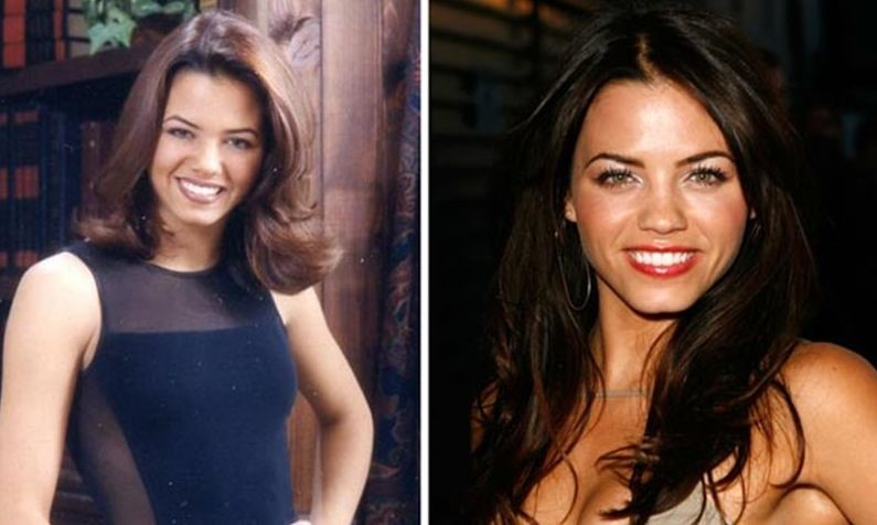 Jenna Dewan before and after plastic surgery